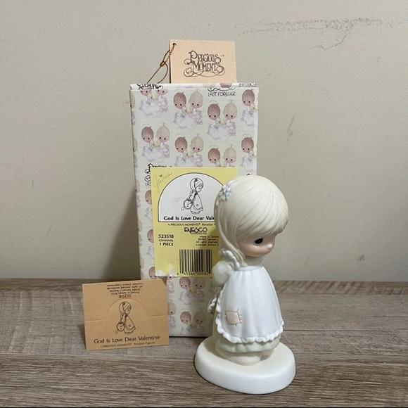 """God Is Love Dear Valentine"" Figurine"